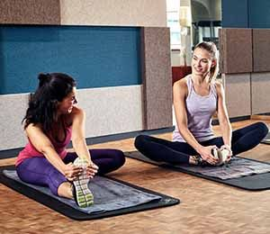Stretching - Meridian Spa & Fitness