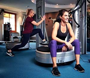 Power Plate Training - Eppendorf Meridian Spa & Fitness